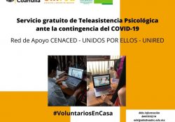 "Se Suma UAdeC a Programa Nacional de ""Teleasistencia"""