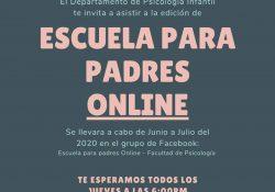 """UAdeC invita a las sesiones de """"Escuela para Padres Online"""""""