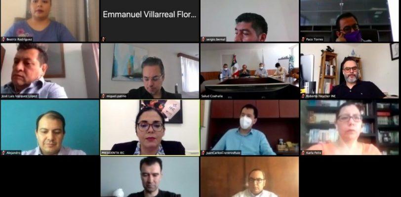 Se perfilan para Coahuila campañas virtuales y remotas