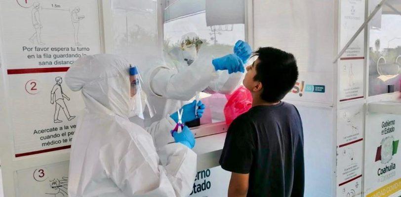 Trabajo preventivo ayuda a disminuir contagios: Salud Coahuila