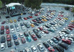 Realiza Cristo Vive primera auto misa en Saltillo