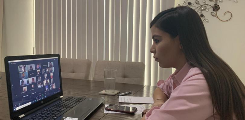 Coahuila participa en foro virtual 'entre todos  hablemos con la neta'