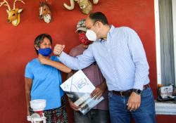 Llevará estado 1000 escrituras para 1000 familias Coahuilenses