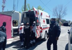 Policías de Saltillo brindan apoyo en parto