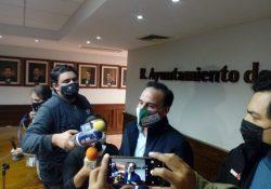 Apoyará municipio a afectados por la lluvia