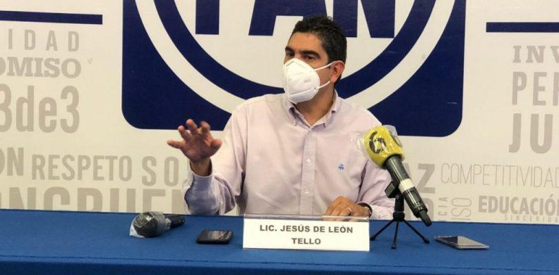 PAN responsabiliza al INE por posibles contagios durante elección en Coahuila