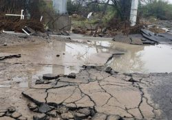 """Deja """"Hanna"""" en Saltillo daños por 100 mdp en pavimentación"""