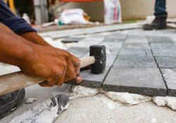 Obras Públicas trabaja en la rehabilitación y rescate del primer cuadro de la ciudad