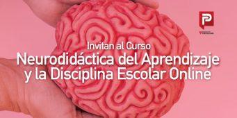 """Invita UAdeC al curso en línea """"Neurodidáctica del aprendizaje y la disciplina escolar online"""""""
