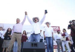 Cuatro empresas vinculadas a un senador de Morena aparecen como proveedoras de la CFE