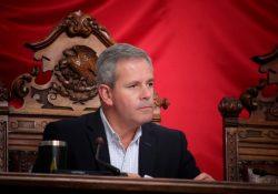 Asume Marcelo Torres presidencia de la Mesa Directiva