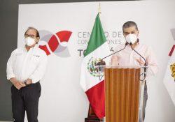 Pide MARS Coahuilenses donadores de plasma salvar vidas por covid-19