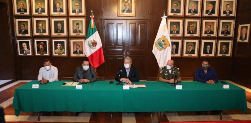 Capturan a involucrado en ataque a Villa Unión