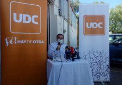 Diputado federal de la UDC apoyará con medicamentos gratuitos a 300 pacientes de Covid-19