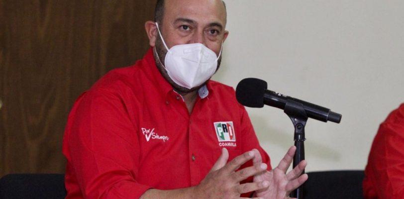PRI se declara listo para elecciones de diputados en Coahuila