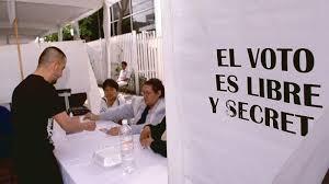 Sería el domingo 18 de octubre la elección en Coahuila