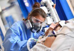 El 15% de pacientes con covid-19 requieren hospitalización