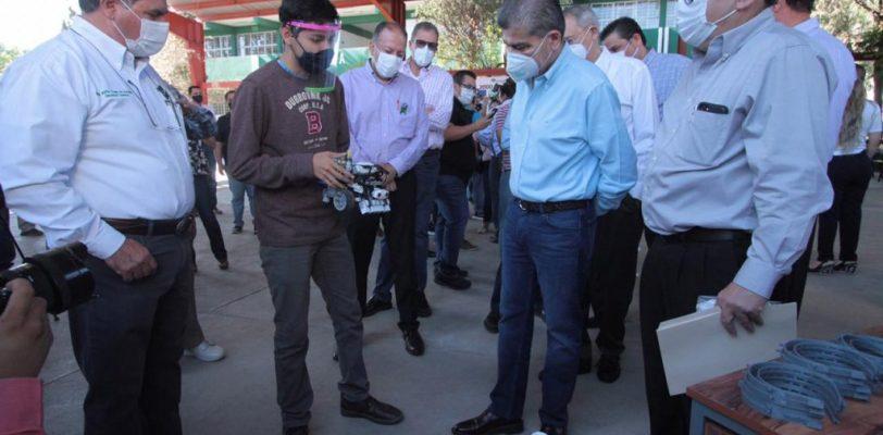 Fortalece a Coahuila vinculación entre sector educativo y empresarial: MARS