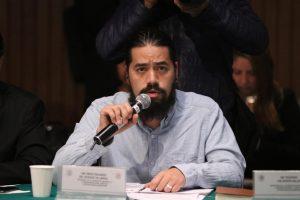 Por debajo de la media el trabajo parlamentario de Diego del Bosque