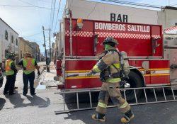 Explosión en bar, daña cinco negocios del Centro Histórico