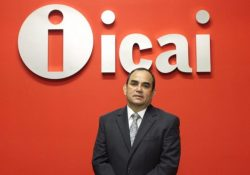 Concluye Luis Gonzalez en agosto periodo en la presidencia del ICAI