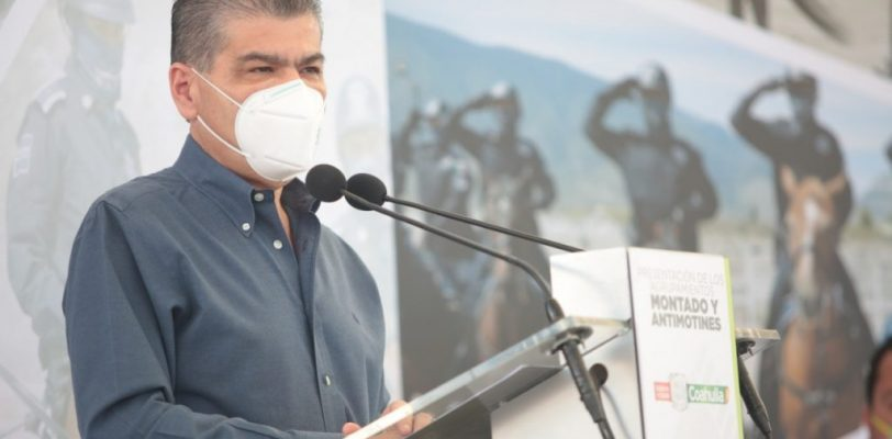Reactiva Coahuila construcción de cuarteles militares