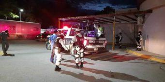 Detienen a cinco por agredir a personal de Salud en Acuña