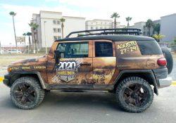 """Arranca registro y revisión sanitaria de competidores """"Coahuila 1000 Desert Rally 2020"""""""