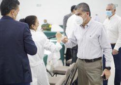 A la baja contagios en Coahuila: MARS