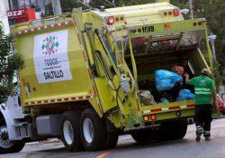 Paran trabajadores de limpieza en protesta para pedir mayor seguridad