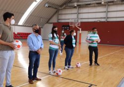Inician con éxito en Coahuila las Clínicas Guerreras 2020