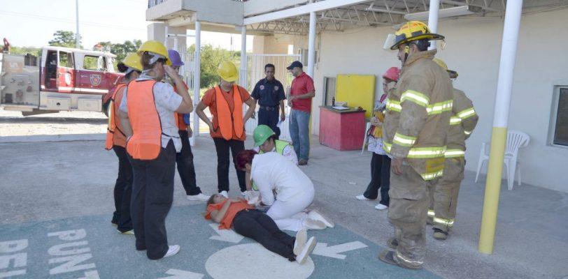 Cancelan simulacros en el Día Nacional de Protección Civil