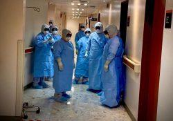 En Coahuila fallecieron 200 trabajadores de la salud por Covid-19