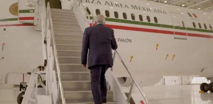 """Con la rifa AMLO les dará """"el avión"""" a los mexicanos"""