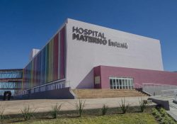 Materno Infantil listo, pero sin dinero para operar