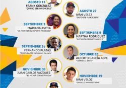 """Invita UAdeC a la conferencia virtual """"Nutrición Deportiva, fase 2"""" este 10 de Septiembre"""