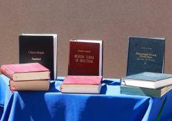 Recibe UAdeC donación de acervo bibliográfico del Dr. Juan Adrián Cerna Rodríguez