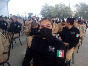 Es un sacrificio pero se tiene una gran recompensa: Mujer Policía
