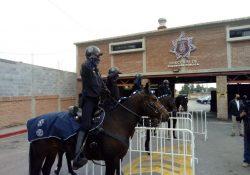 En un mes, Policía Montada y Antimotines deja buenos resultados