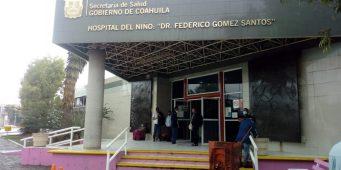 Abre sus puertas albergue del Hospital del Niño este martes