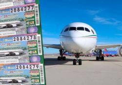 Cachitos para la rifa del Avión Presidencial se agotaron en Saltillo