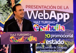 Promueven turismo de Coahuila a través de web app