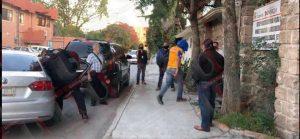 Localizan a Stefanía en plaza de Arteaga, familia de la joven asegura fue golpeada por su pareja