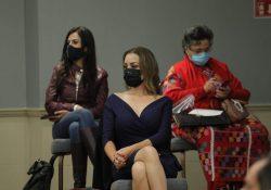 Senadores del Bloque de Contención respaldan a colectivos afectados por la desaparición de fideicomisos