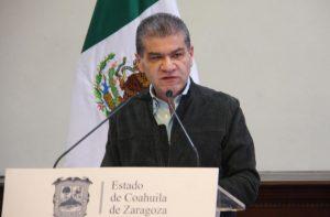 Coahuila no aumentará ni creará nuevos impuestos: MARS