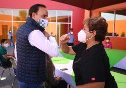 Con el Centro de Recuperación Covid-19 se han salvado vidas: Manolo