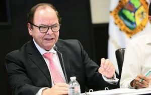 Secretario de Salud en Coahuila da positivo a Covid