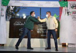 Riquelme gran aliado de Saltillo: Manolo