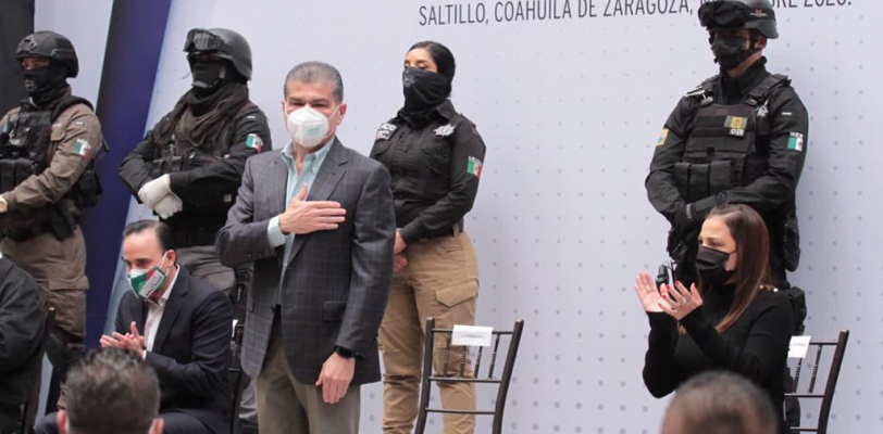 Pasa Coahuila del lugar 19 al cuarto nacional con mejor percepción salarial de sus policías