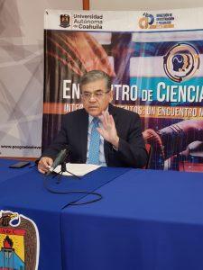 Inicia en la UAdeC el Encuentro de Ciencia y Tecnología 2020